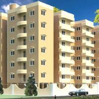 New residential complex in ...